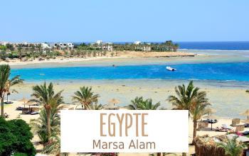 Vente privée EGYPTE - MARSA ALAM sur ShowRoomPrivé Voyage