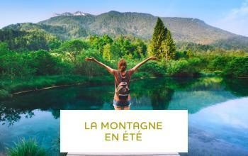 Vente privée LA MONTAGNE EN ETE sur ShowRoomPrivé Voyage