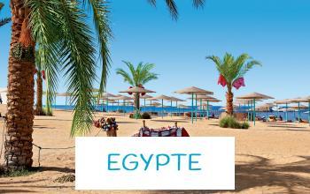 Vente privée EGYPTE sur ShowRoomPrivé Voyage