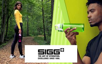 SIGG en vente flash sur SPORTPURSUIT