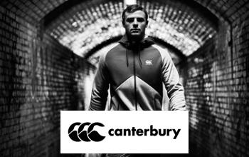 Vente privee CANTERBURY sur SportPursuit