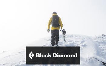 BLACK DIAMOND en promo chez SPORTPURSUIT