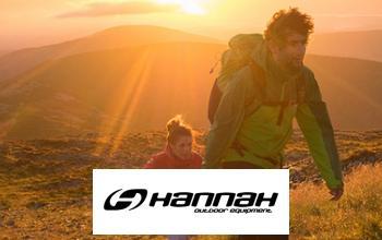 Vente privee HANNAH sur SportPursuit