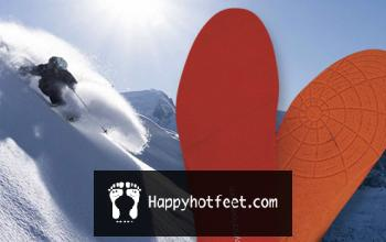 HAPPY HOT FEET pas cher sur SPORTPURSUIT