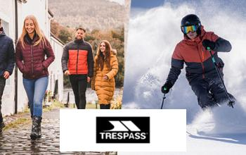 TRESPASS en vente privée chez SPORTPURSUIT