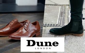 DUNE LONDON en vente privée sur SPORTPURSUIT