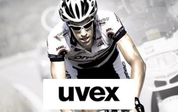 Vente privee UVEX sur SportPursuit
