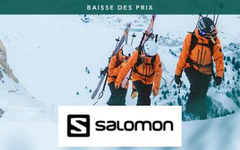 SALOMON en promo sur SPORTPURSUIT