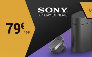 Vente privee SONY EAR sur Vente du Diable