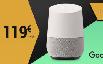 Vente privée GOOGLE HOME sur Vente du Diable
