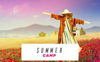 SUMMER CAMP en vente flash chez VEEPEE VENTE-PRIVÉE.COM