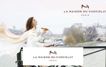 Vente privée ROSEDEAL LA MAISON DU CHOCOLAT sur Vente-Privee.fr