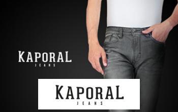 Vente privee KAPORAL sur Vente-Privee.fr