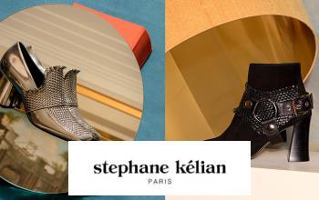 STEPHANE KELIAN en promo chez VEEPEE
