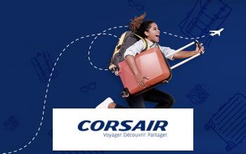 CORSAIR FLY en vente privilège chez VEEPEE
