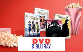 Vente privée DVD sur Vente-Privee.fr