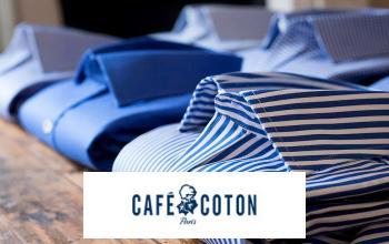 CAFE COTON en vente flash sur VEEPEE