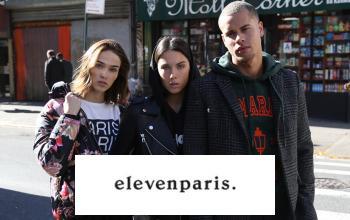 ELEVEN PARIS à super prix chez VEEPEE