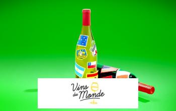 Vente privée VINS DU MONDE sur Vente-Privee.fr