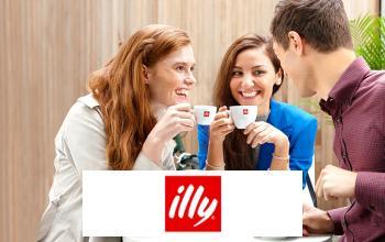 Vente privée ILLY CAFE sur Vente-Privee.fr