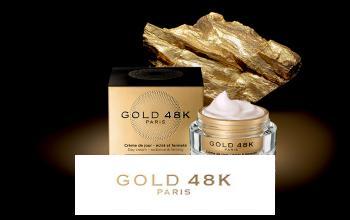 GOLD 48K en vente privée sur VEEPEE VENTE-PRIVÉE.COM