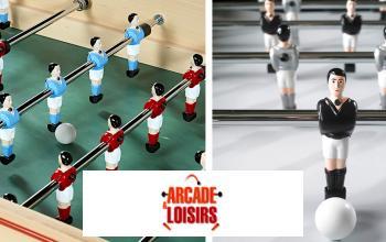 Vente privée ARCADE  LOISIRS sur Vente-Privee.fr