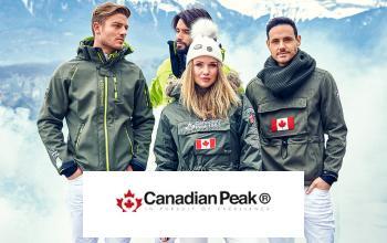CANADIAN PEAK en vente privée sur VEEPEE VENTE-PRIVÉE.COM
