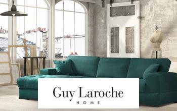 GUY LAROCHE HOME en vente privée chez VEEPEE VENTE-PRIVÉE.COM