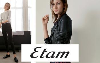 Vente privée ETAM sur Vente-Privee.fr