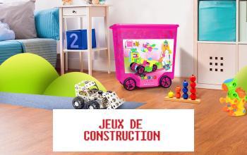 Vente privée JEUX DE CONSTRUCTION sur Vente-Privee.fr