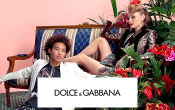 DOLCE & GABBANA en vente privée chez VEEPEE