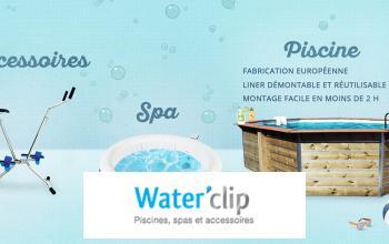 Vente privee WATER'CLIP sur Vente-Privee.fr