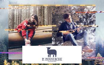 Vente privée M. MOUSTACHE sur Vente-Privee.fr