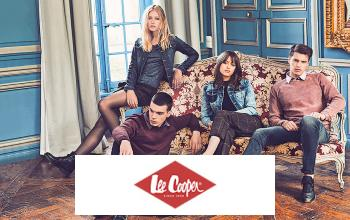 Vente privee LEE COOPER sur Vente-Privee.fr