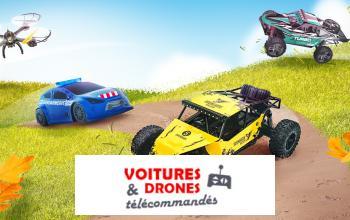 Vente privee VOITURES ET DRONES TELECOMMANDES sur Vente-Privee.fr