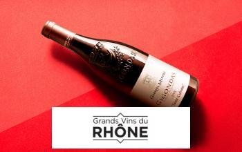 Vente privée GRANDS VINS DU RHONE sur Vente-Privee.fr