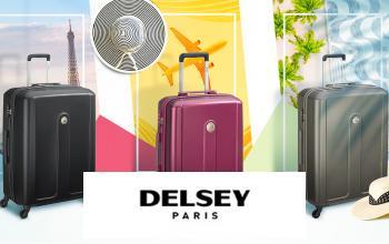 Vente privee DELSEY sur Vente-Privee.fr