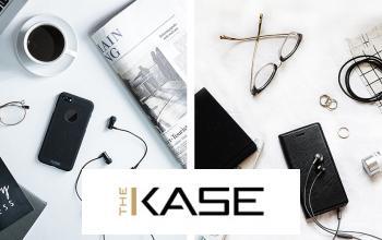 THE  KASE en promo sur VEEPEE VENTE-PRIVÉE.COM