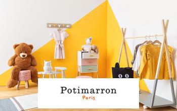 Vente privée POTIMARRON sur Vente-Privee.fr