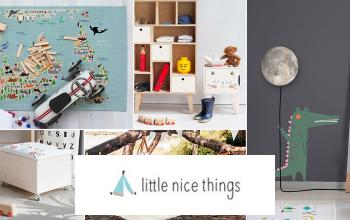 LITTLE NICE THINGS pas cher sur VEEPEE