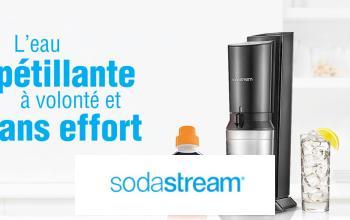 Vente privée SODA STREAM sur Vente-Privee.fr