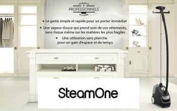 Vente privee STEAMONE sur Vente-Privee.fr