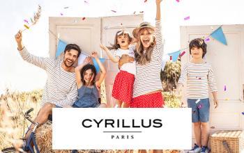 Vente privée CYRILLUS sur Vente-Privee.fr