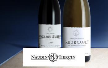 vin NAUDIN & TIERCIN en soldes chez VEEPEE