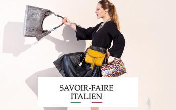 MAROQUINERIE ITALIENNE en vente flash sur VEEPEE VENTE-PRIVÉE.COM