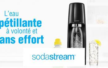 Vente privée SODASTREAM sur Vente-Privee.fr