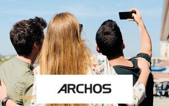 ARCHOS en promo chez VEEPEE