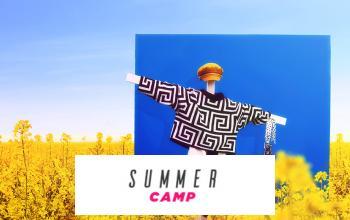SUMMER CAMP pas cher chez VEEPEE VENTE-PRIVÉE.COM