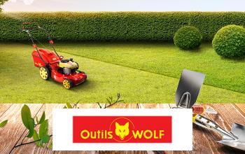 OUTILS WOLF à prix discount sur VEEPEE