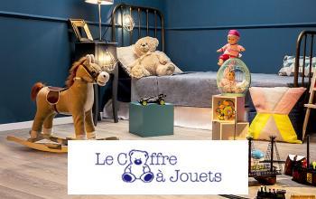 Vente privée LE COFFRE A JOUETS sur Vente-Privee.fr